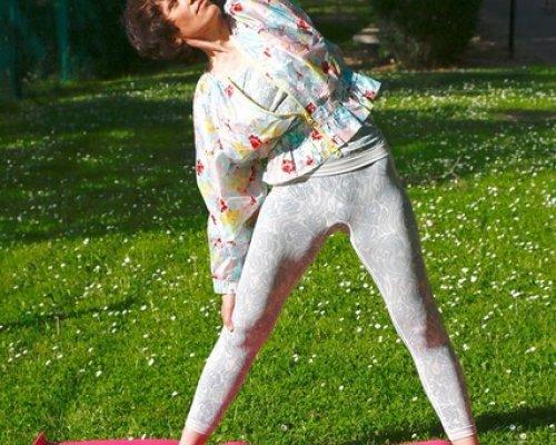 Hatha Yoga du lundi soir avec Armelle
